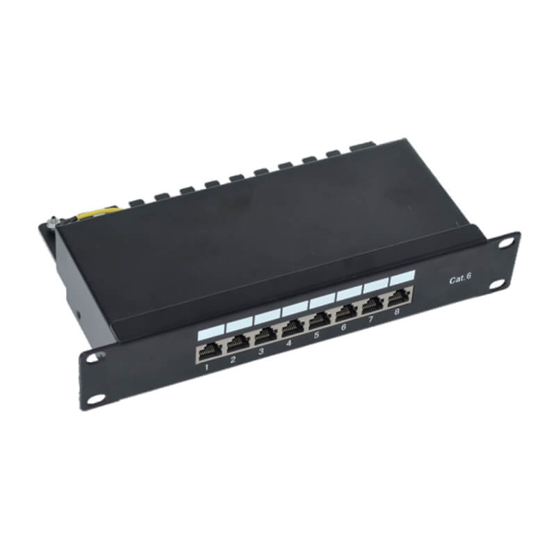 Factory wholesale Cctv Voice Rj11 Telephone Patch Panel -