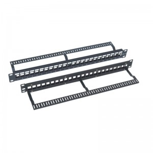 CAT5E Patch Panel UNPP052UC5EBLK