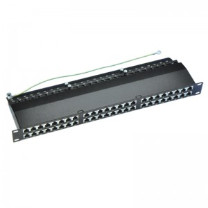 CAT6A Patch Panelo UNPP096SC6A