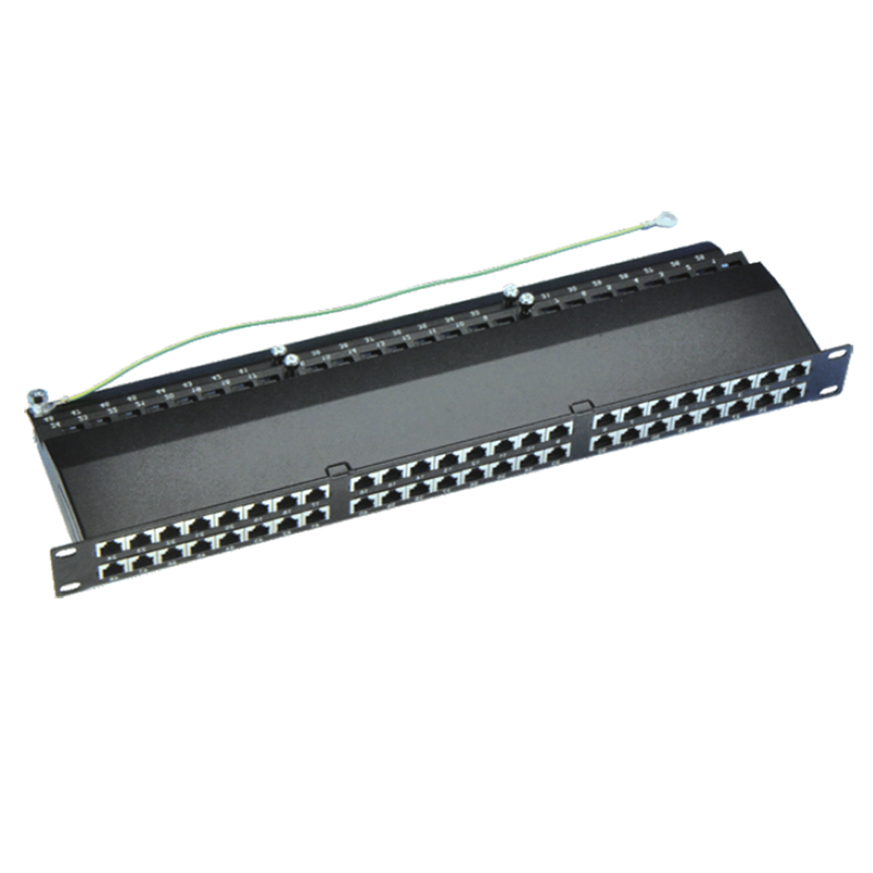 CAT6A Patch Panel UNPP096SC6A Featured Image
