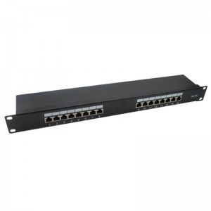 CAT5E Patch Panel UNPP079SC5E