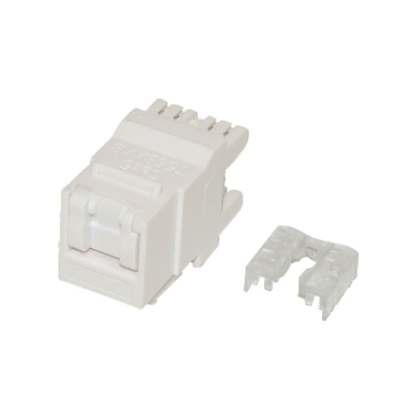Discountable price Amp Module Connector Utp 90 Degree Cat5e Keystone Jack -