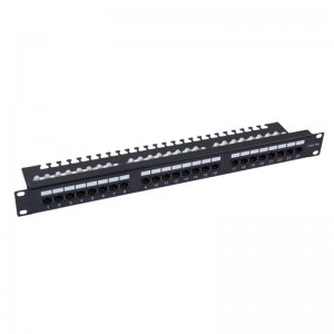 CAT5E Patch Panel UNPP069UC5E