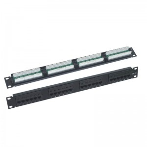 Massive Selection for 19 Inches 1u Patch Panel 24 Ports Cat6