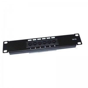 Ordinary Discount Mt-4211 19 Inch Plastic 24 Port Blank Patch Panel With Cable Manager
