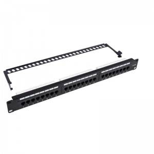 CAT5E Patch Panel UNPP072UC5E