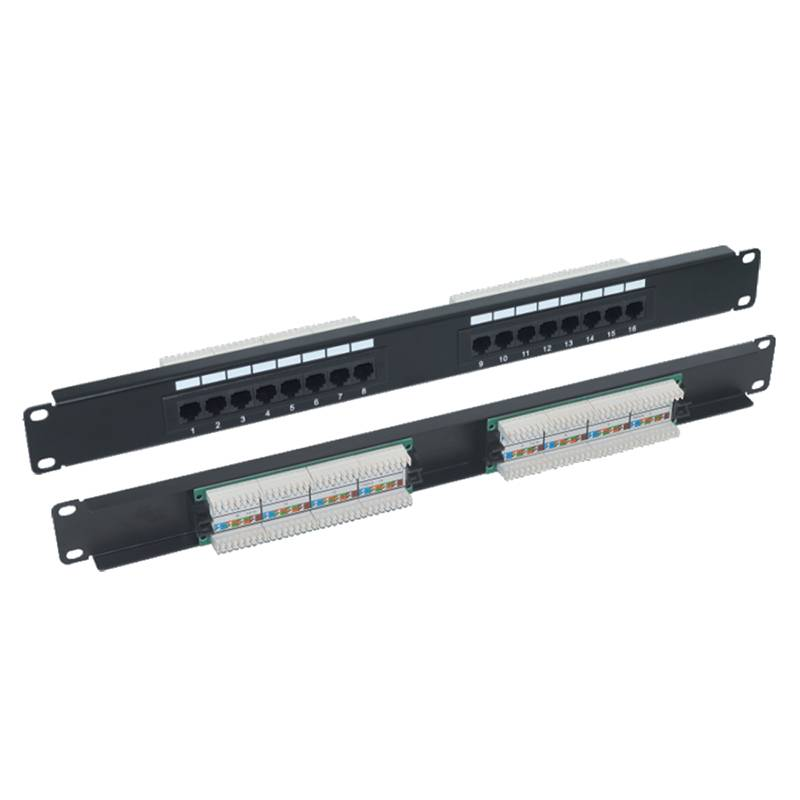 Wholesale Cctv 6 Port Patch Panel -