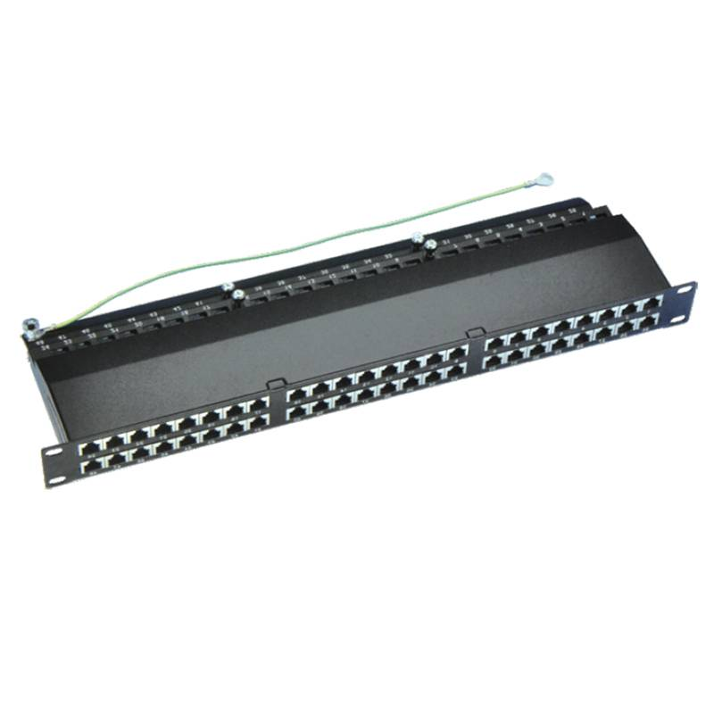 The role and use of network patch panel