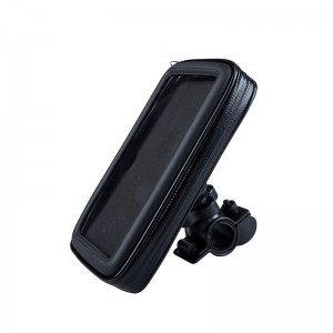 WEATHER RESISTANT BIKE MOUNT WITH PROTECTIVE CASE FOR SMARTPHONE