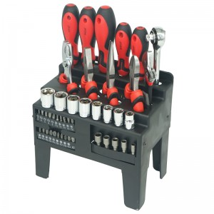 45PC COMFORT GRIP SCREWDRIVER SET