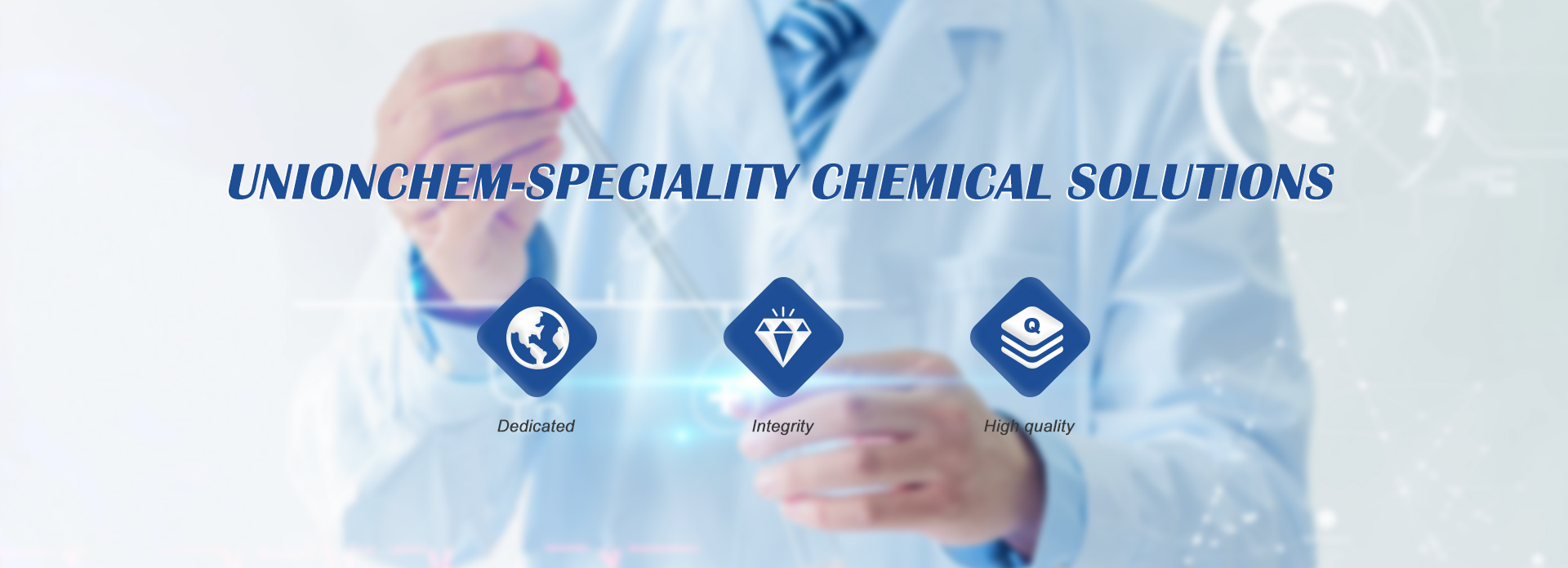 Unionchem-Speciality chemical solutions