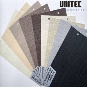 UNITEC's most popular blackout roller blind 78 series