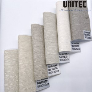 New Arrival China Roller Blinds Fabric With Low Price -