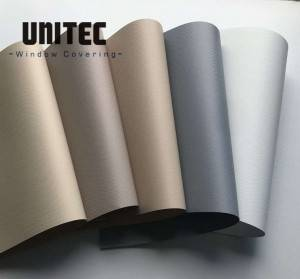 Short Lead Time for Blackout Roller Blinds Fabric Home -