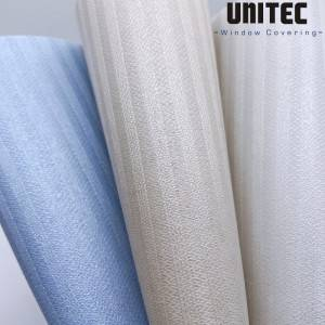 The URB55 Jacquard roller blinds fabric for you