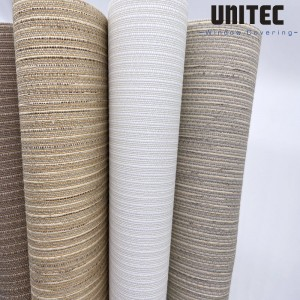 URB5901 high-quality polyester roller blind fabric