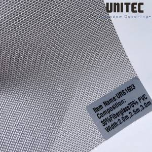 China Supplier Canada Designer Roller Blinds Fabric -