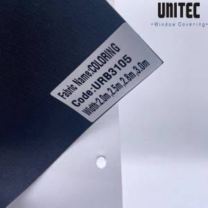 Big discounting Dim Out Roller Blinds Fabric -