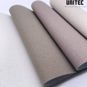 High-quality flame retardant blackout roller blind