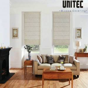 2019 Latest Design India Modern Roller Blinds Fabric -