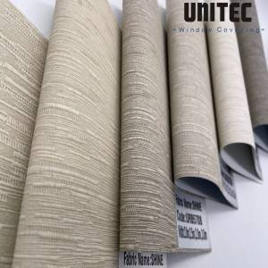 Wholesale Discount Custom Made Roller Blinds Fabric -