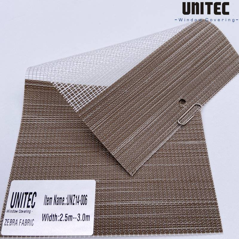 Factory Supply Pvc Roller Blinds Fabric Blackout -