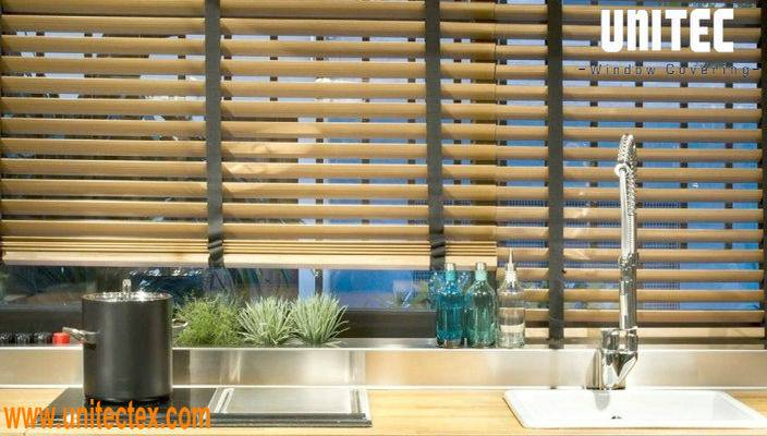 The origin and characteristics of Venetian roller blind