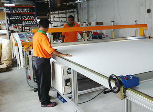 UNITEC, the world's excellent roller blinds supplier