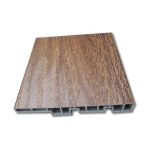 Eco-friendly Decorative Flooring Accessories SPC Skirting