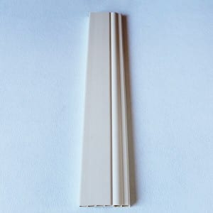 Waterproof spc skirting board