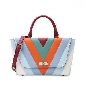 Colorful Kontras Handbag