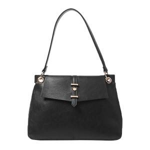 Soft Stud Shoulder Bag