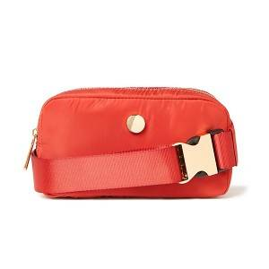 Zipped Detail Bum Bag