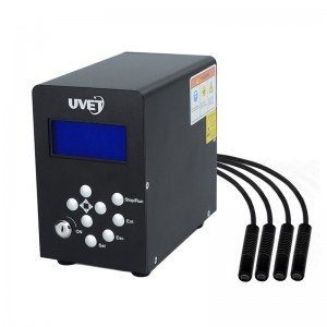UV LED Spot Cure System NSC4