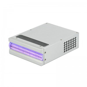 UV LED Curing Lamp 120x15mm series