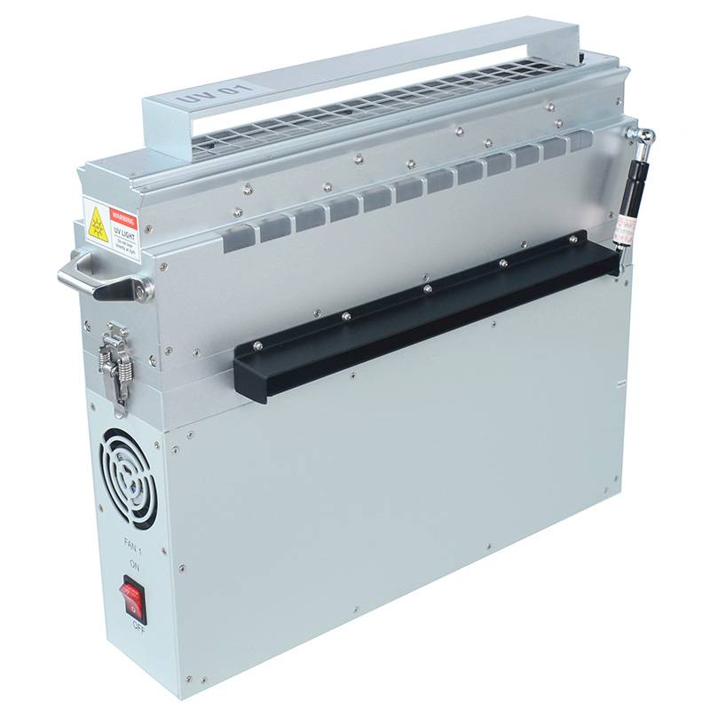 LABEL-PRINTING UV LED LAMP 320X20MM SERIES Featured Image