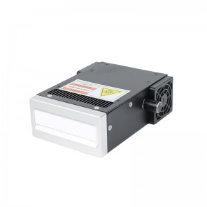 Inkjet Printing UV LED Curing Lamp 80x20mm series