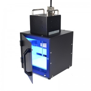 UV LED Curing Oven 180x180x180mm serie