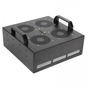 UV LED Flood Curing System 260x260mm serie