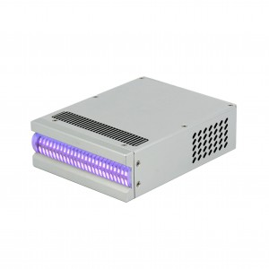 UV LED CURING LAMP 120X20MM SERIES