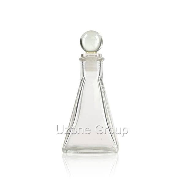 Newly ArrivalBamboo Acrylic Jar -