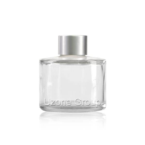 120ml Glass Reed Diffuser Bottle With Aluminum Cap Featured Image