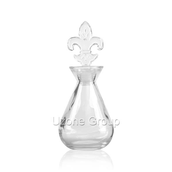 Manufactur standard White Procelain Glass Dropper Bottle -