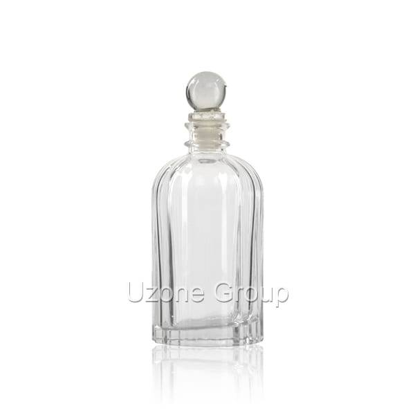 2017 Good Quality Cosmetics Packaging 60ml Glass Dropper Bottle -