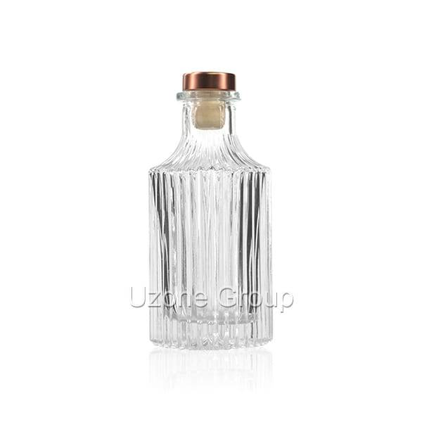 Fixed Competitive Price Clear Cream Jar -
