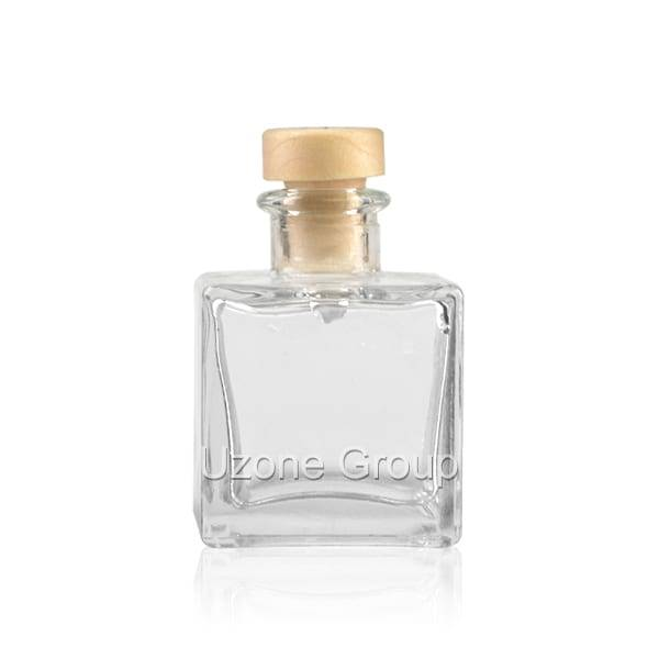 18 Years Factory New Design Glass Bottle -