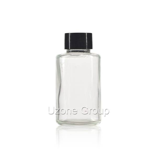 Factory Price Black Essential Oil Bottle -