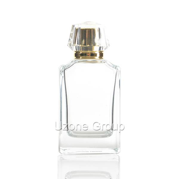 OEM Manufacturer 100g Glass Cosmetic Jar -