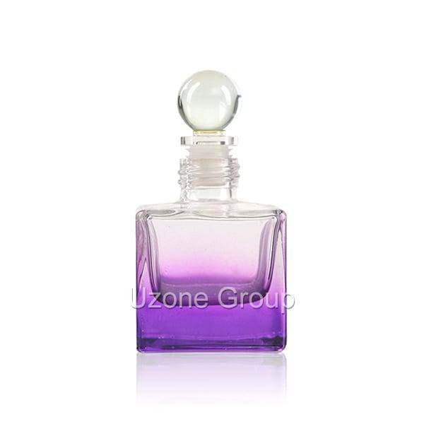 90ml Glass Reed Diffuser Bottle With Glass Ball Plug Featured Image