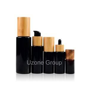 Factory Price Myron Glass Bottles - 15ml 30ml 50ml 80ml 100ml 120ml 150ml dark violet glass bottles – Uzone